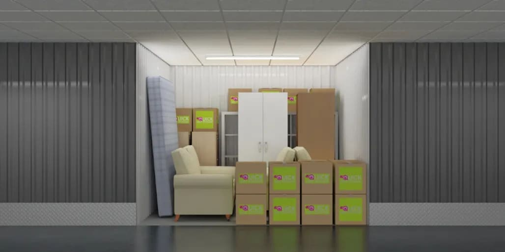 Size Guide Quick Self Storage
