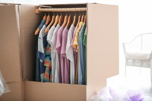 How to pack clothes properly for storage Quick Self Storage
