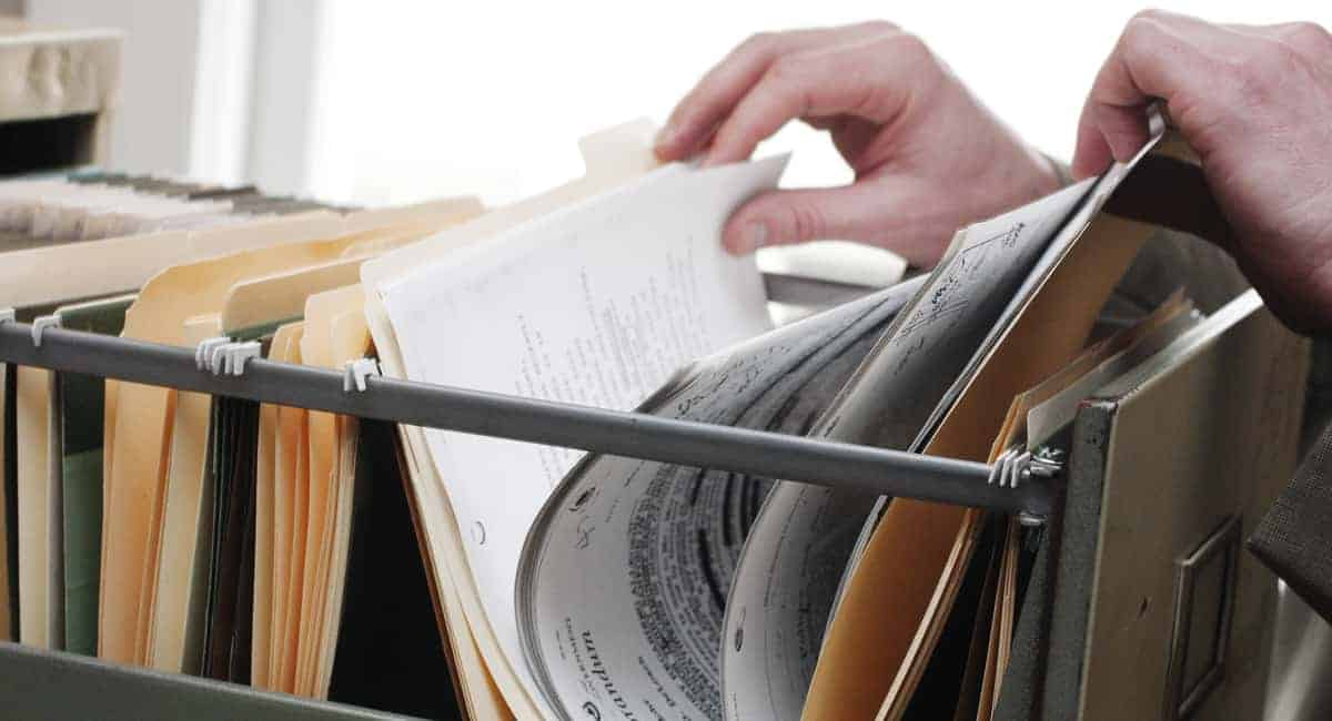 How to Organise Your Personal and Business Documents Quick Self Storage