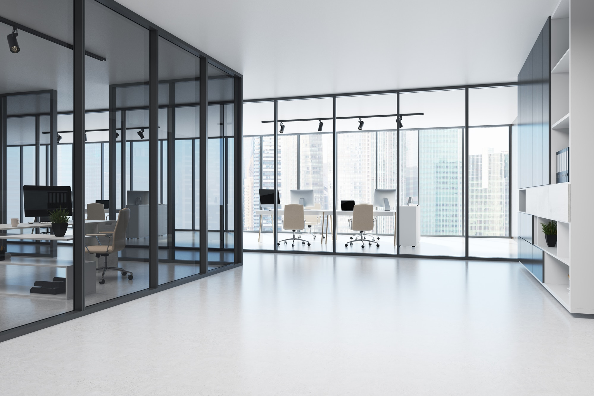 Spacious office space