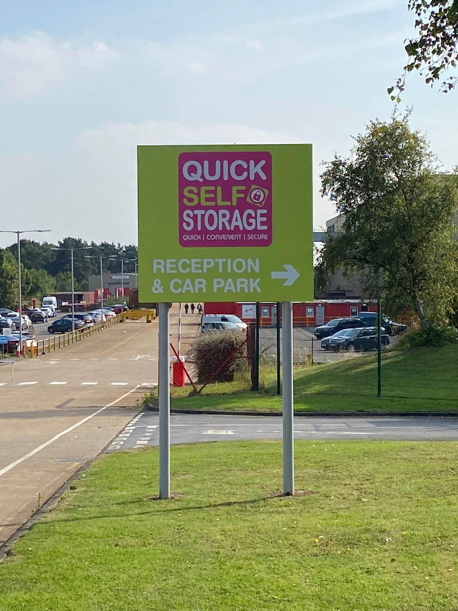 [New Location Page] Self Storage Darlington Quick Self Storage